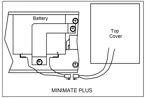 Instantel Minimate Plus Battery Installation